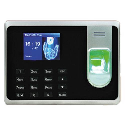 Control horario mediante huella dactilar y tarjeta RFID