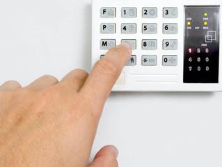¿Qué hago si olvidé la clave de mis alarmas de hogar?