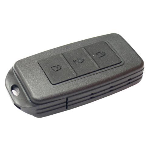 Grabador de audio oculto en mando a distancia de coche