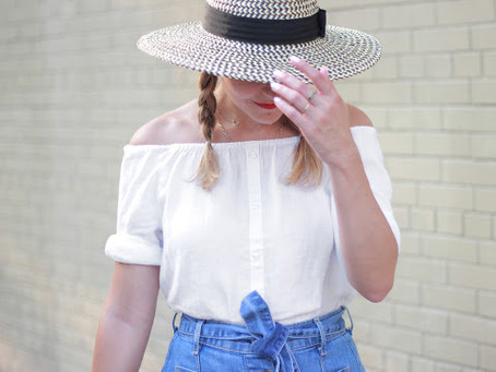 5 Cute and Easy Outfits for the Fourth of July