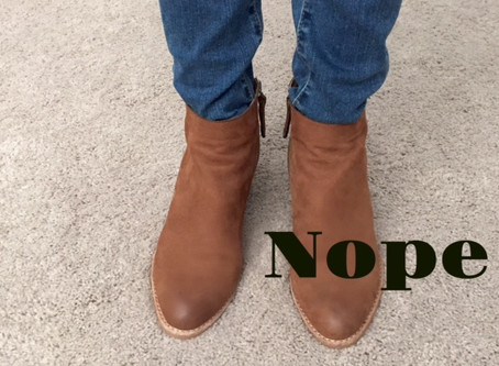 How to: Wear Booties with Jeans