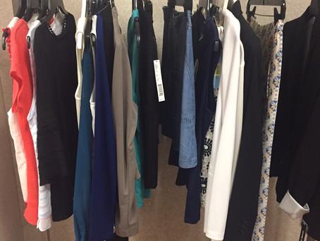 A Sort, Shop & Style
