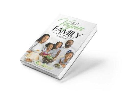 Our Vegan Family Favorites Cookbook