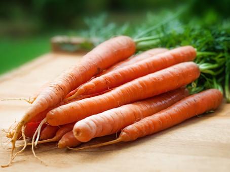 Moro'sche Karottensuppe