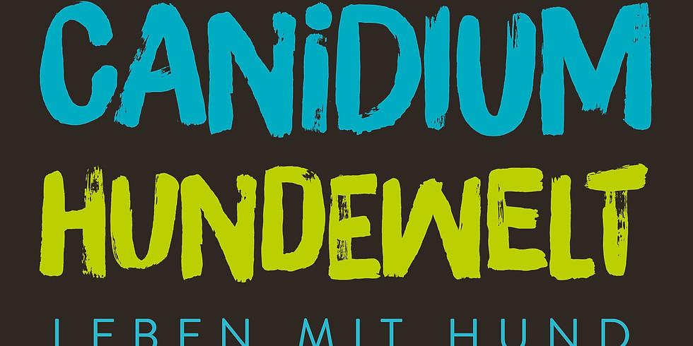 Infotag: Canidium Hundewelt - Leben mit Hund