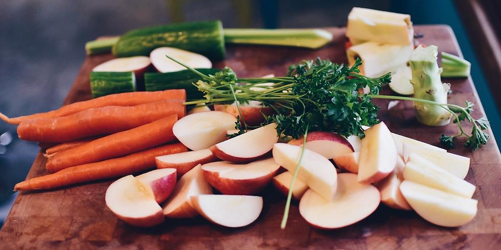 Hundeernährung: Gemüse & Obst