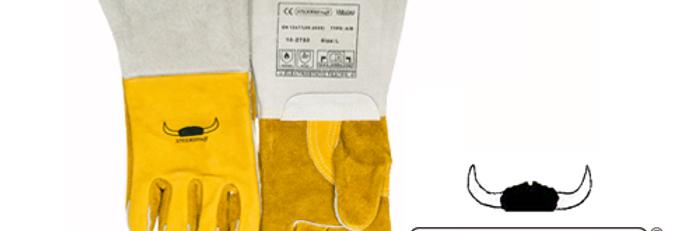 Prestigious Cowhide Leather Welding Gloves