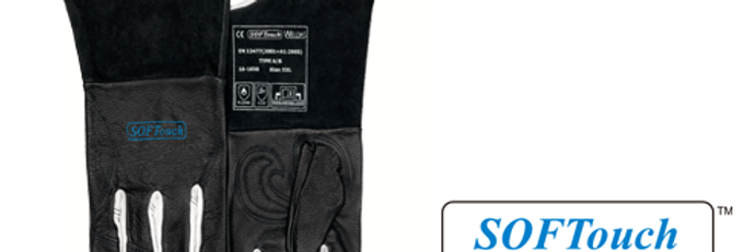 SOFTouch™ MIG TIG Leather Welding Gloves