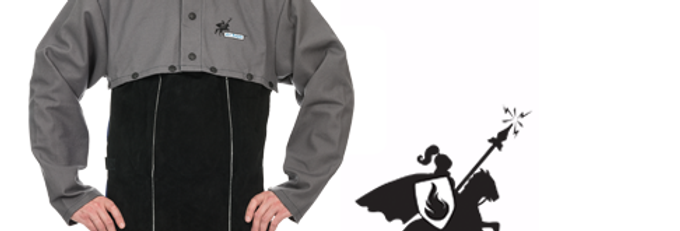 Arc Knight® Cape Sleeves Welders Best Protection