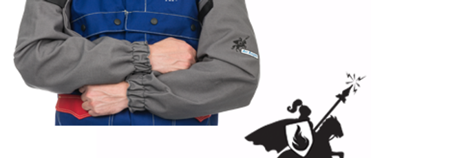 Arc Knight® Welding Sleeves