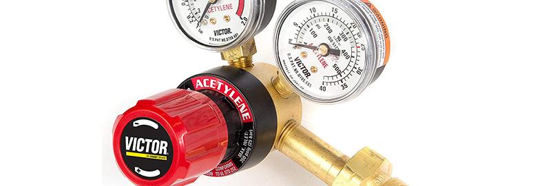 Victor® GF150-15-510 Cylinder Regulator Acetylene