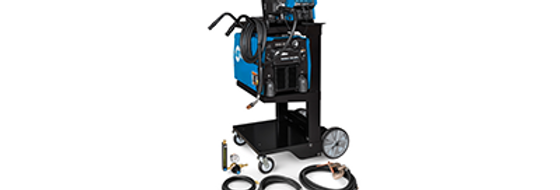 Invision™ 450 MPa MIG Welder S-74 Plus Bernard BTB 400 A 15ft MIGRunner Package