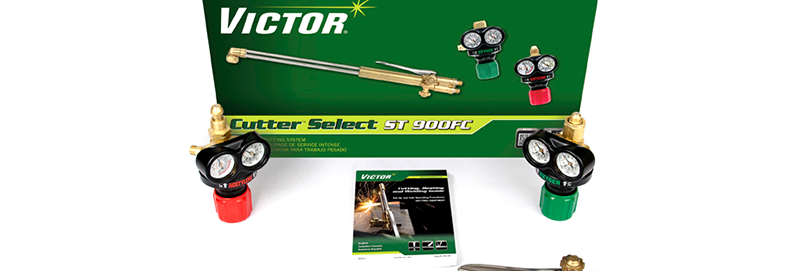 Victor® 0384-2140 Cutter ST900FC EDGE 2.0 540/300 90° Outfit