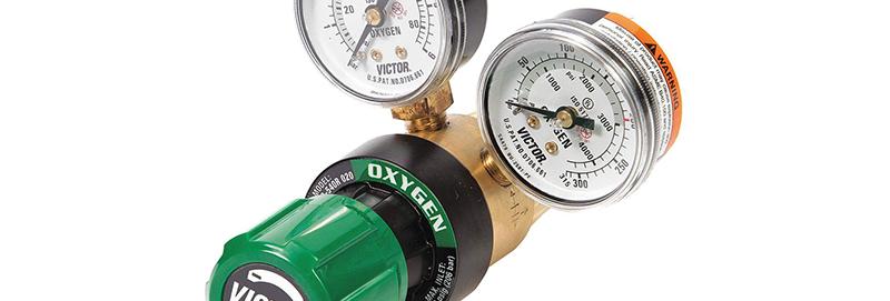 "Victor® GF150-60-540R 020 ""A"" Cylinder Regulator"