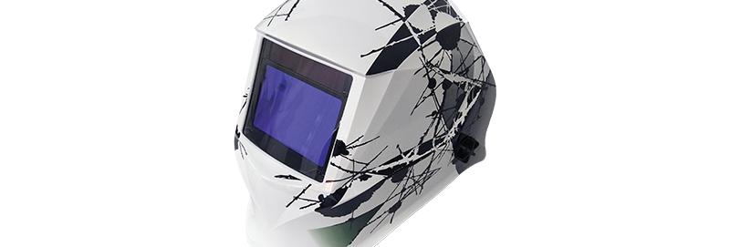 WeldPRO Series 900 Auto Darkening Welding Helmet – Nets