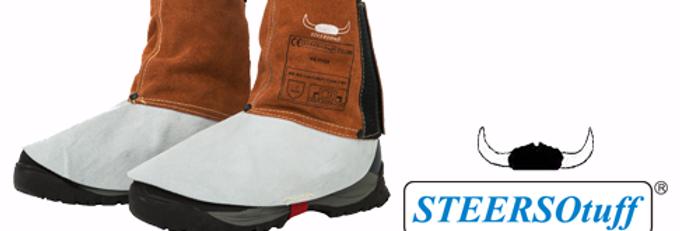 STEERSOtuff® 6″ Spats