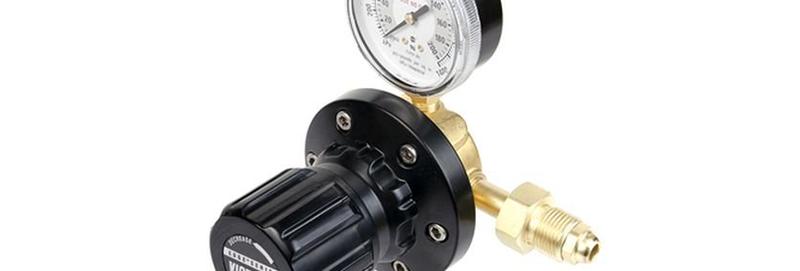 Victor® EDGE™ EST4-125-034 Single Stage Pipeline Station Regulator Inert