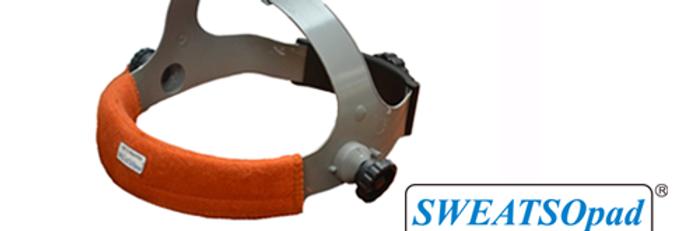 SWEATSOpad® Welding Helmet Sweatband-Extra Wide