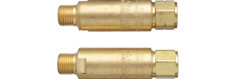 Victor® Flamebuster FB-1 Flashback Arrestor Pack Oxy/Fuel Torch Mount B
