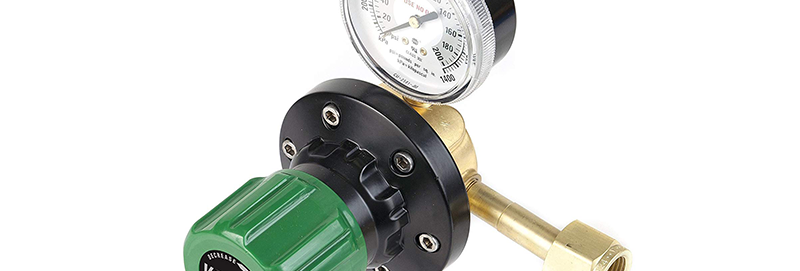 Victor® EDGE™ EST4-125-024 Single Stage Pipeline Station Regulator Oxygen