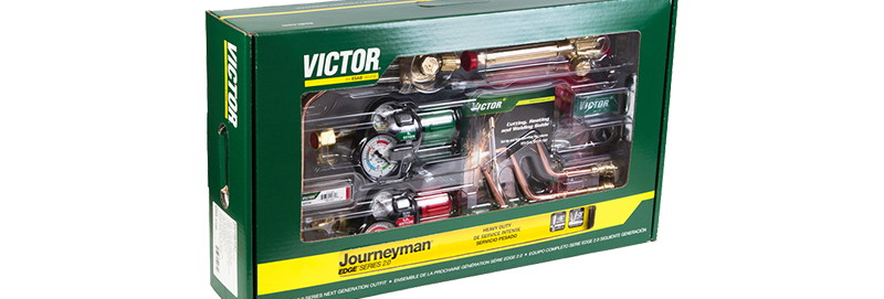 Victor® 0384-2100 Journeyman EDGE 2.0 540/300 90° Plus Outfit