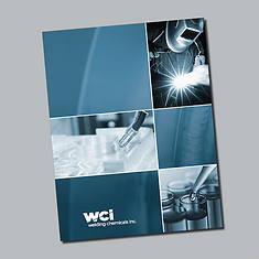 WCI Welding Chemicals Catalog 2021