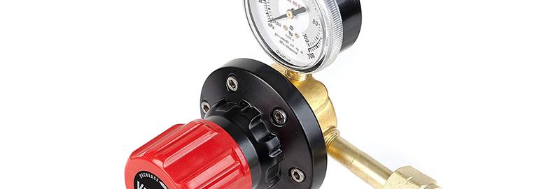 Victor® EDGE™ EST4-125-025 Single Stage Pipeline Station Regulator Hydrogen Meth