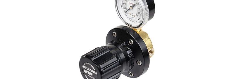 Victor® EDGE™ ESL4-15-250 Liquid Pipeline Regulator Air, CO2, N2O, Inert Gas