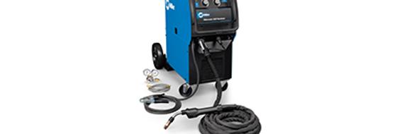 Millermatic® 350P MIG Welder Aluminum Push-Pull Gun 25ft XR-Alumna-Pro Lite