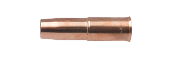 """WeldSkill WS24A-50 Nozzle (1/2"""" Tip Recess to Protruding)"""