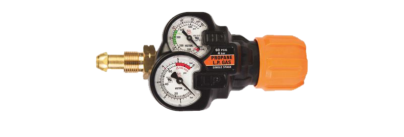 Victor® EDGE™ 2.0 ESS32-60-510LP S/S Regulator LP Gas