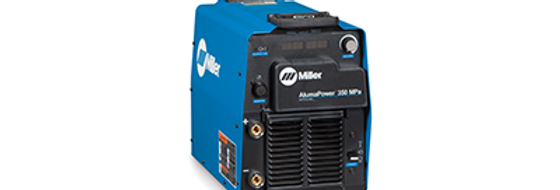 AlumaPower™ 350 MPa MIG Welder Aux Power 208-575V 1/3-Phase