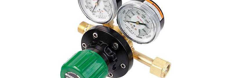 Victor® Pro EDGE™ ESS7-200-540 Single Stage High Flow Cylinder Regulator Oxygen