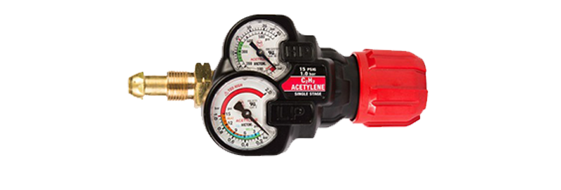 Victor® EDGE™ 2.0 ESS32-15-300 S/S Regulator Acetylene