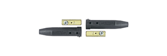 Tweco® 1-MPC Cable Connection Full Male/Female (4-2-1)