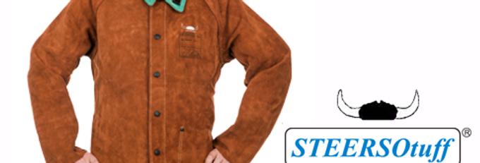 STEERSOtuff® 30″ Leather Welding Jacket