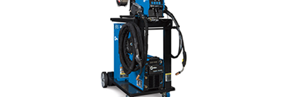Invision™ 352 MPa MIG Welder D-74 Plus Dual XR-Aluma-Pro Plus 25ft Running Gear