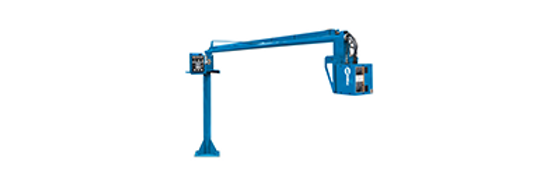 Continuum™ Wire Feeder Swingarc™ Boom-Mounted 12ft