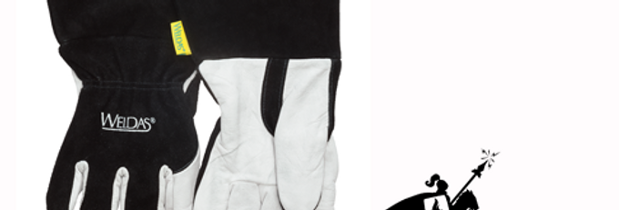 Arc Knight® Fully Lined MIG Gloves