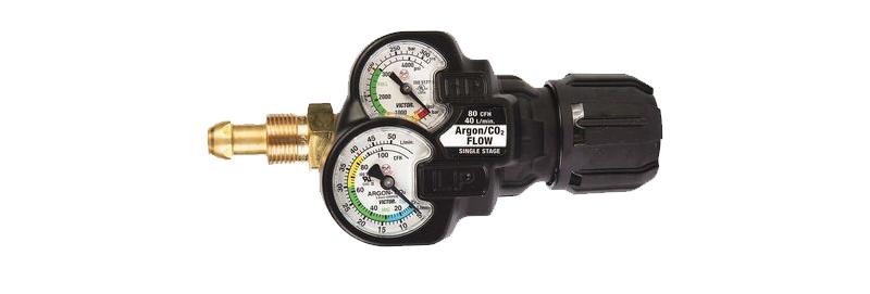 Victor® EDGE™ 2.0 ESS32-80CFH-580 Flowgauge Regulator Argon CO2
