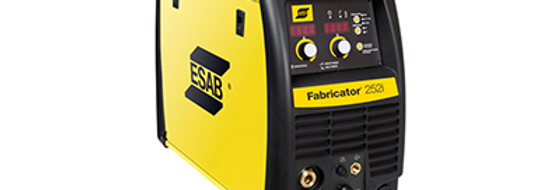 ESAB® Fabricator® 252i 3-in-1 Multi-Process Welding Systems