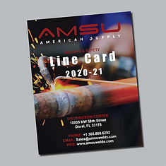 American Supply Welding & Safety Line Card 2020-21