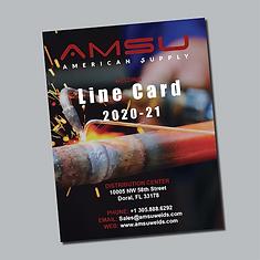 American Supply Welding Line Card 2020-21