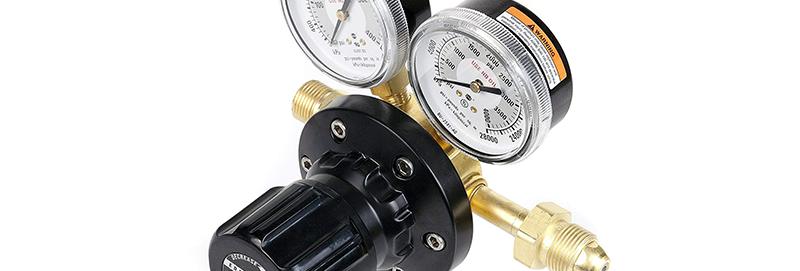 Victor® Pro EDGE™ ESS7-125-580 Single Stage High Flow Cylinder Regulator Inert