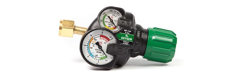 Victor® EDGE™ 2.0 ESS42-60-540 Regulator Oxygen