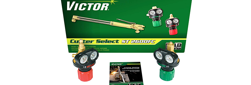 Victor® 0384-2120 Cutter EDGE 2.0 ST2600FC 540/510 90° Outfit
