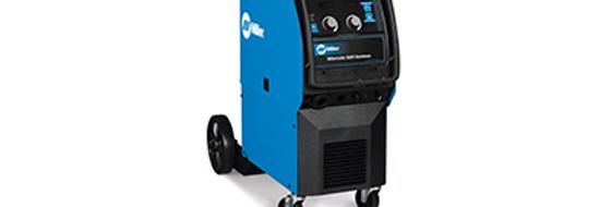 Millermatic® 350P MIG Welder Aluminum Standard Unit 200/230/460V 1/3-Phase