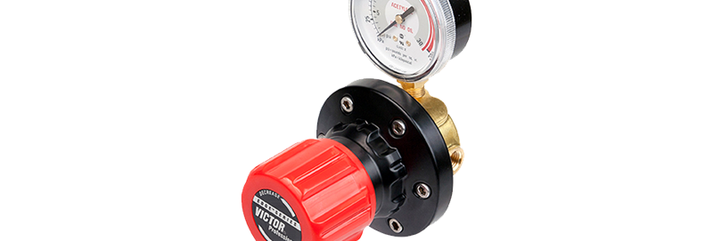 Victor® EDGE™ ESL4-80-250F Liquid Pipeline Regulator Hydrogen, Methane, LP Gas
