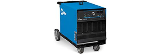 Deltaweld® 302 MIG Welder Power Source 200-208/230/460V Running Gear