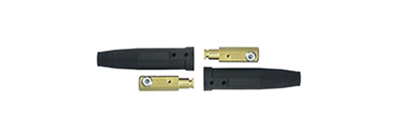 Tweco® 4-MPC Cable Connection Full Male/Female (3/0-4/0)